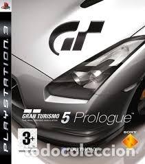 LOTE OFERTA JUEGO PLAY STATION 3 - PS3 - GRAN TURISMO 5 PROLOGUE - CON SU MANUAL (Juguetes - Videojuegos y Consolas - Sony - PS3)