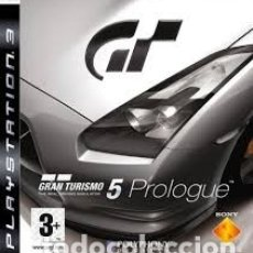 Videojuegos y Consolas: LOTE OFERTA JUEGO PLAY STATION 3 - PS3 - GRAN TURISMO 5 PROLOGUE - CON SU MANUAL. Lote 180156980