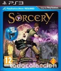 LOTE OFERTA JUEGO PLAY STATION 3 - PS3 - SORCERY - CON SU MANUAL (Juguetes - Videojuegos y Consolas - Sony - PS3)