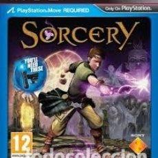 Videojuegos y Consolas: LOTE OFERTA JUEGO PLAY STATION 3 - PS3 - SORCERY - CON SU MANUAL. Lote 180157327