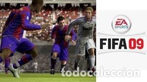 Videojuegos y Consolas: LOTE OFERTA JUEGO PLAY STATION 3 - PS3 - FIFA SOCCER 09 - CON SU MANUAL - Foto 2 - 180157530