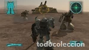 Videojuegos y Consolas: LOTE OFERTA JUEGO PLAY STATION 3 - PS3 - MOBILE SUIT GUNDAM - TARGET IN SIGHE - sin manual - Foto 2 - 273543483