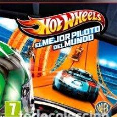 Videojuegos y Consolas: LOTE OFERTA JUEGO PLAY STATION 3 - PS3 - HOT WHEELS - EL MEJOR PILOTO DEL MUNDO - SIN MANUAL. Lote 180158002