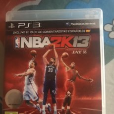 Videojuegos y Consolas: JUEGO PS3 NBA2K13. Lote 180221828