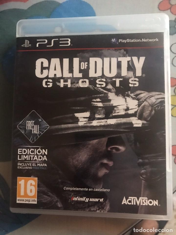 JUEGO PS3 CALL OF DUTY GHOSTS (Juguetes - Videojuegos y Consolas - Sony - PS3)