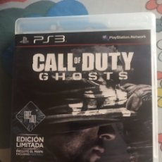 Videojuegos y Consolas: JUEGO PS3 CALL OF DUTY GHOSTS. Lote 180254750