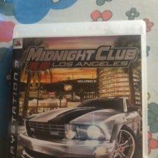 Videojuegos y Consolas: JUEGO PS3 MIDNIGHT CLUB LOS ANGELES. Lote 180255592