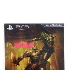 Videojuegos y Consolas: GOD OF WAR COMPLETO, EDICION COLECCIONISTA PS3. Lote 180266388
