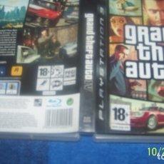 Videojuegos y Consolas: GRAND THEFT AUTO IV - PLAYSTATION 3 - GTA IV - PS3. Lote 135836350