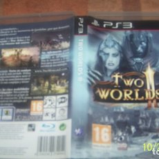 Videojuegos y Consolas: TWO WORLDS II 2 PAL ESPAÑA PS3 PLAYSTATION 3. Lote 180284712