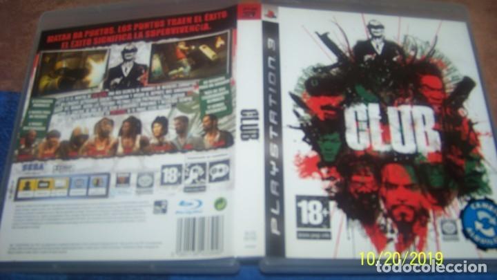 CLUB PAL ESP PS 3 (Juguetes - Videojuegos y Consolas - Sony - PS3)