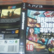 Videojuegos y Consolas: GRAND THEFT AUTO EPISODES FROM LIBERTY CITY PAL ESP PS 3. Lote 180421585