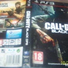 Videojuegos y Consolas: CALL OF DUTY BLACK OPS. Lote 92187460