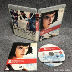 Videojuegos y Consolas: MIRRORS EDGE SONY PLAYSTATION 3 PS3. Lote 181232840