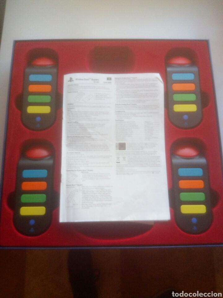 BUZZ PS3,SONY,MANDO PS3(SIN USB WIRELESS) (Juguetes - Videojuegos y Consolas - Sony - PS3)