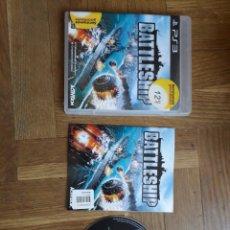 Videojuegos y Consolas: BATTLESHIP ACTIVISION JUEGO DE PS3 PLAYSTATION 3. Lote 182590682