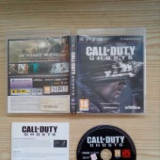 Videojuegos y Consolas: JUEGO PS3 - PLAYSTATION 3 - CALL OF DUTY - GHOSTS. Lote 182788016