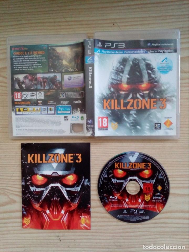 JUEGO PS3 - PLAYSTATION 3 - KILLZONE 3 (Juguetes - Videojuegos y Consolas - Sony - PS3)