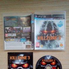 Videojuegos y Consolas: JUEGO PS3 - PLAYSTATION 3 - KILLZONE 3. Lote 182788773