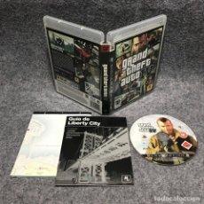 Videojuegos y Consolas: GRAND THEFT AUTO IV SONY PLAYSTATION 3 PS3. Lote 183015617
