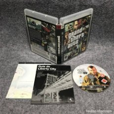Videojogos e Consolas: GRAND THEFT AUTO IV SONY PLAYSTATION 3 PS3. Lote 183015617