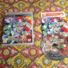 Videojuegos y Consolas: DRAGÓN BALL Z BATTLE OF Z PS3 . Lote 183189016