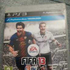 Videojuegos y Consolas: JUEGO PARA PS3 FIFA 13. Lote 183603676