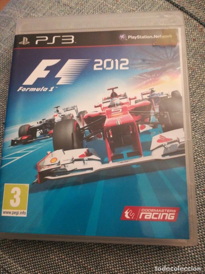 JUEGO PS3 F1 2012 (Juguetes - Videojuegos y Consolas - Sony - PS3)
