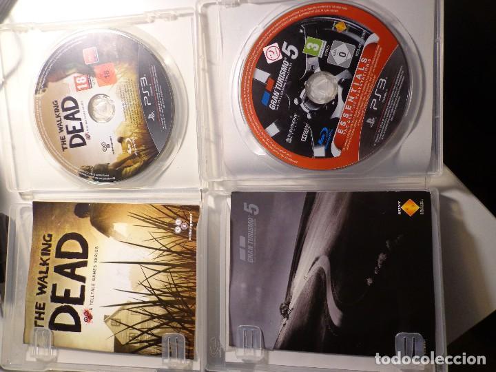 Videojuegos y Consolas: Juegos gran turismo 5 y the walking dead - Foto 3 - 183712916