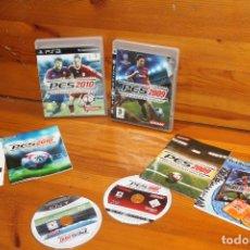 Videojuegos y Consolas: JUEGOS PS3 PLAYSTATION 3 FUTBOL. Lote 183891808