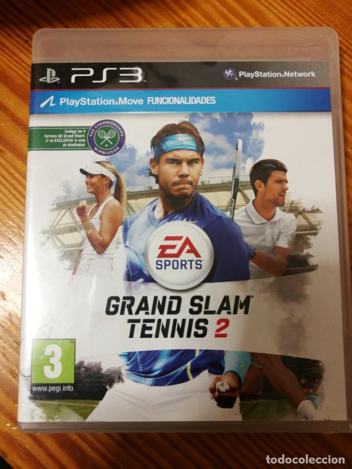GRAND SLAM TENNIS 2 - JUEGO PS3 (Juguetes - Videojuegos y Consolas - Sony - PS3)