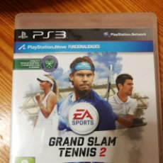 Videojuegos y Consolas: GRAND SLAM TENNIS 2 - JUEGO PS3. Lote 184221211