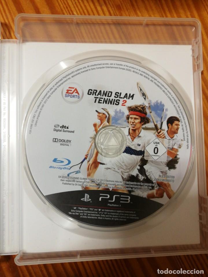 Videojuegos y Consolas: GRAND SLAM TENNIS 2 - JUEGO PS3 - Foto 2 - 184221211