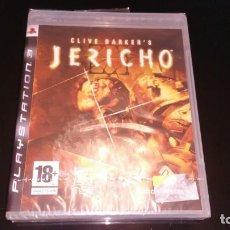 Videojuegos y Consolas: CLIVERS BAKERS JERICHO PS3 PAL ESPAÑA PRECINTADO. Lote 184272078