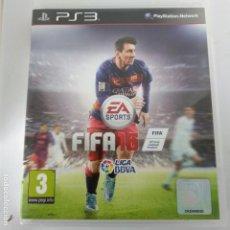 Videojuegos y Consolas: FIFA 16 PS3 SONY PLAYSTATION 3. Lote 184425825