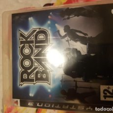 Videojuegos y Consolas: ROCK BAND PS3. Lote 194246891