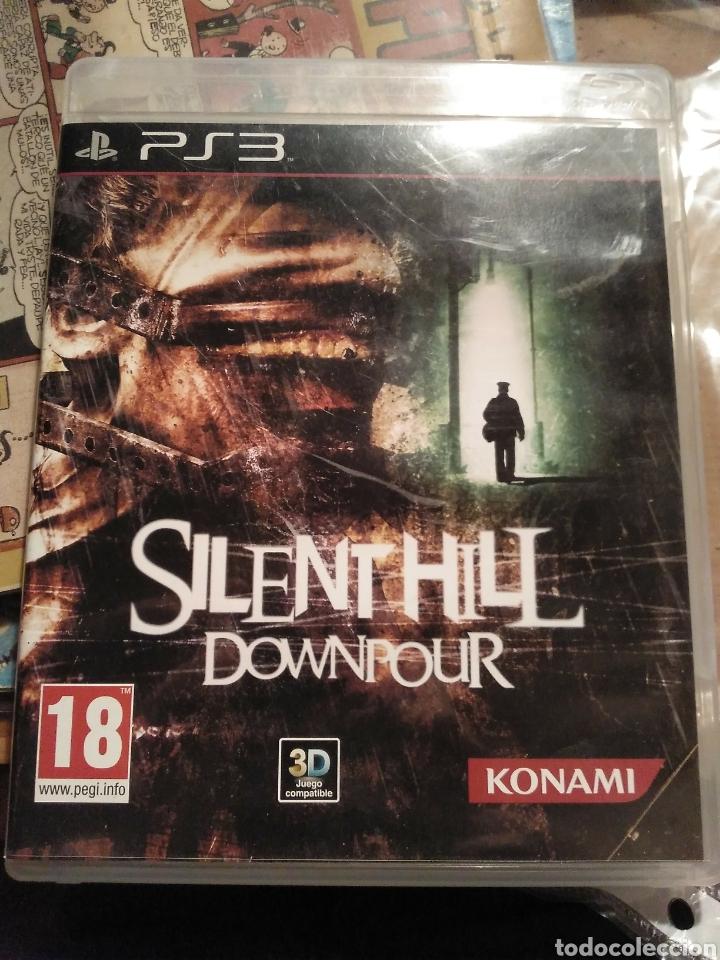 SILENT HILL DOWNPOUR PS3 PAL ESPAÑA (Juguetes - Videojuegos y Consolas - Sony - PS3)