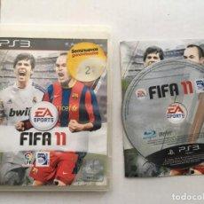 Videojuegos y Consolas: FIFA 11 PS3 PLAYSTATION 3 PLAY STATION 3 KREATEN. Lote 185237677