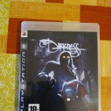 Jeux Vidéo et Consoles: THE DARKNESS PS3 ( PAL ESPAÑA). Lote 185776978