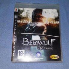 Videojuegos y Consolas: JUEGO BEOWULF PARA PLAYSTATION 3 PS3 ORIGINAL EN PERFECTO ESTADO. Lote 185994220