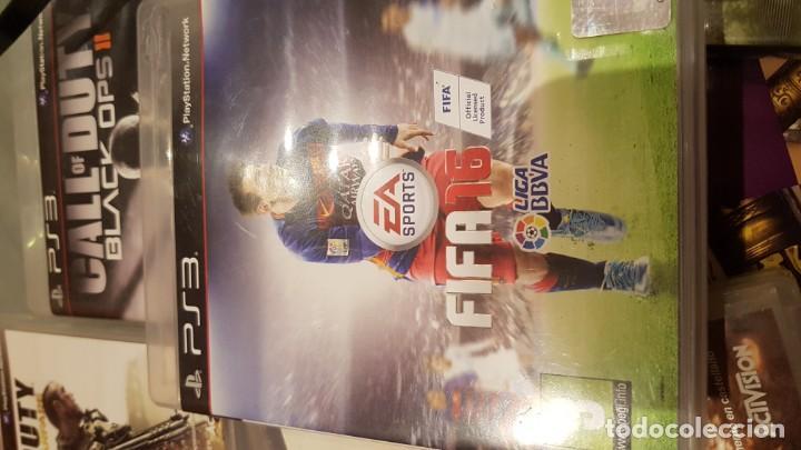 FIFA 16 SALE A SUBASTA POR 1 EURO (Juguetes - Videojuegos y Consolas - Sony - PS3)