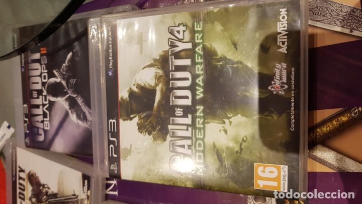 CALL OF DUTY 4 SALE A SUBASTA POR 1 EURO (Juguetes - Videojuegos y Consolas - Sony - PS3)