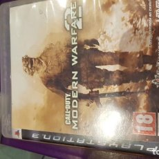 Videojuegos y Consolas: CALL OF DUTTY MODERN WARFARE 2 SALE A SUBASTA 1 EURO. Lote 186104242