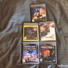 Videojogos e Consolas: ADRENALINA, ESTRATEGIA Y DIVERSIÓN PARA TU PS3. Lote 186215010