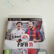 Videojuegos y Consolas: G-HLC45L PLAYSTATION 3 FIFA 11. Lote 187171515