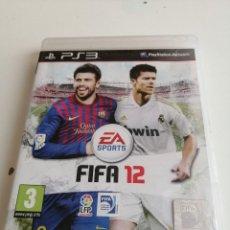 Videojuegos y Consolas: G-HLC45L PLAYSTATION 3 FIFA 12. Lote 187171562