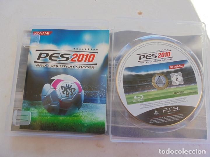 Videojuegos y Consolas: PES 2010 PRO EVOLUTION SOCCER KONAMI PLAYSTATION - Foto 2 - 187395996