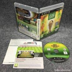 Videojuegos y Consolas: COPA MUNDIAL DE LA FIFA BRASIL 2014 SONY PLAYSTATION 3 PS3. Lote 187441468