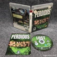 Videojuegos y Consolas: PERDIDOS SONY PLAYSTATION 3 PS3. Lote 187441480