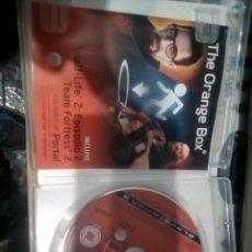 Videojuegos y Consolas: ORANGE BOX,PS3,HALF LIFE. Lote 187449008